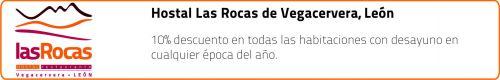 Aloj. Las Rocas Vegacervera